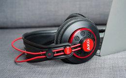 6.5折!AKG爱科技 K240R Studio 头戴式耳机