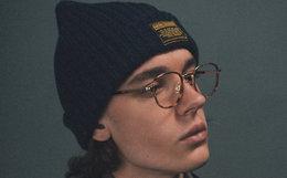 DABOMB EYEWEAR椭圆大框钛架眼镜男女眼镜框