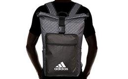 7.2折!Adidas阿迪达斯卷带灰色双肩包