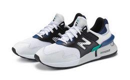 新品!New Balance 997S系列网面拼接撞色男女运动鞋