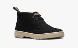 5折!Dr.Martens2孔超轻牛仔布恰克靴男休闲短靴