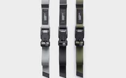 小幅优惠!台湾吉丰重工18SS SW-L1机能磁扣腰带