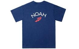 小幅优惠!美潮Noah Winged飞翼Logo贴袋短袖T恤