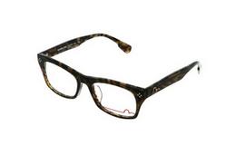 5折!日本潮流品牌Evisu色矩形全框光学眼镜