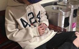 100元劵!Daredreamin|424 On Fairfax刺绣Logo帽衫