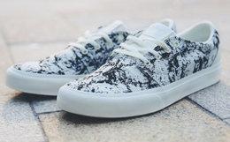 6.4折!DCSHOECOUSA大理石杂色低帮滑板运动鞋
