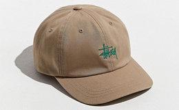 新品9.3折!Stussy 斯图西刺绣logo棒球帽男女鸭舌帽