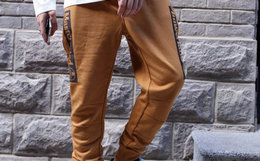 Timberland X MASTERMIND japan联名骷髅束脚运动休闲裤