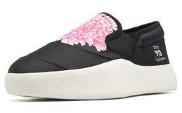新品!Y-3×James Harden联名款Bashyo牡丹刺绣拼接休闲运动鞋