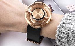 7.3折!ODM工业风反转设计防水石英手表