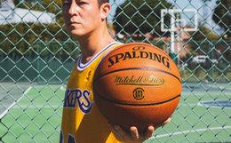NBA-Mitchell Ness x Clot联名撞色复古球衣男女背心