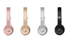 Beats 经典logo头戴式无线蓝牙耳麦 Beats Solo3 Wireless