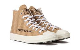 Converse X Golf Tlyer联名系带编织刺绣帆布鞋